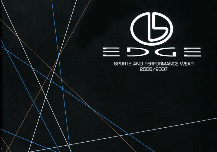 EDGE clothing promotion