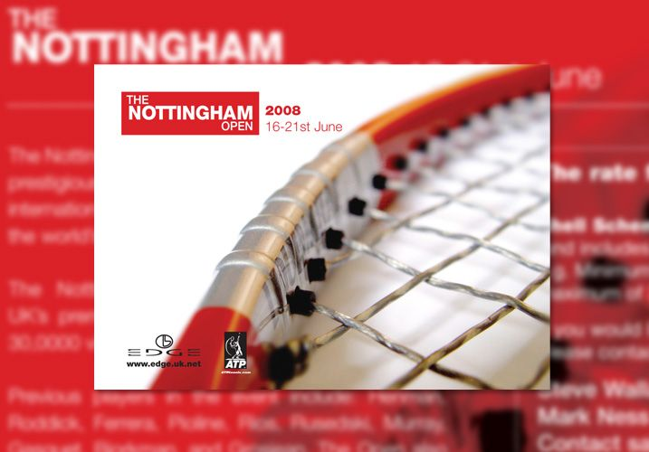Nottingham ATP Tennis Tournament