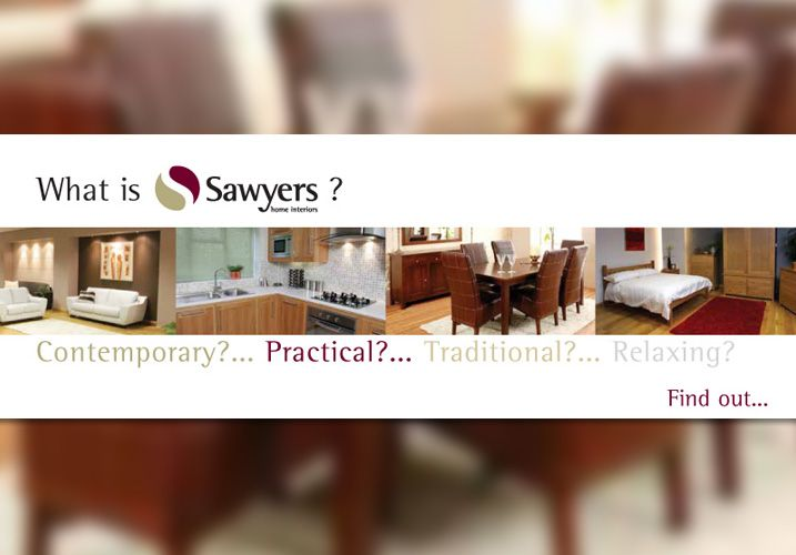 Sawyers Furniture promotion