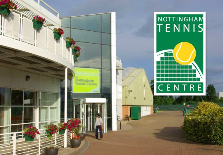 Tennis Centre promotion