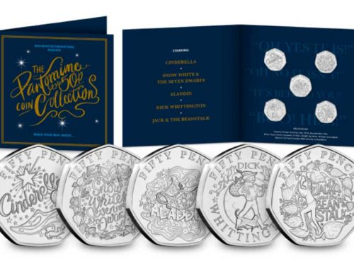 The Pantomime 50p Coin Collection